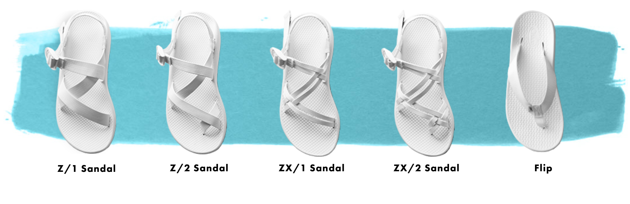 Chaco Personalized Sandals