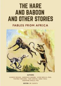 The Hare and Baboon and other Stories