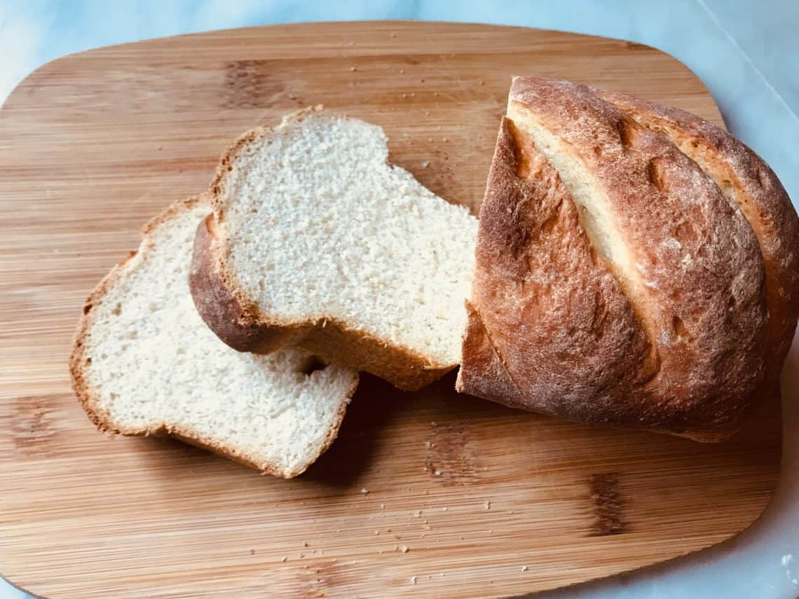 The most delicious homemade bread recipe