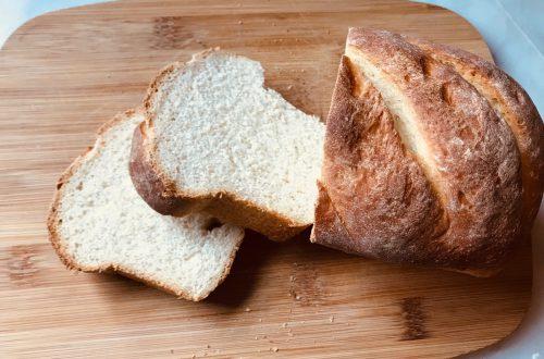 The most delicious homemade bread recipe
