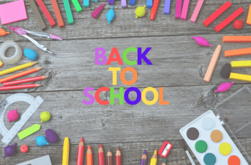 Back to School Checklist