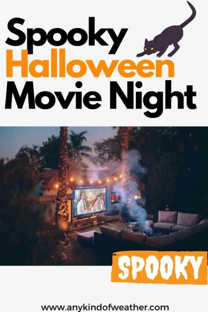 Spooky Halloween Movie Night