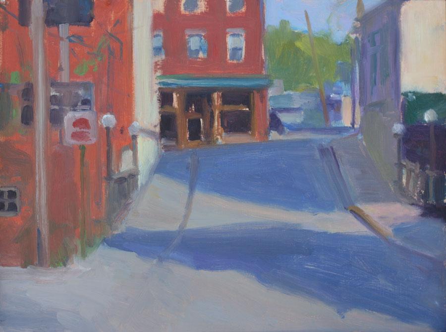 Bank Street, Warwick, NY