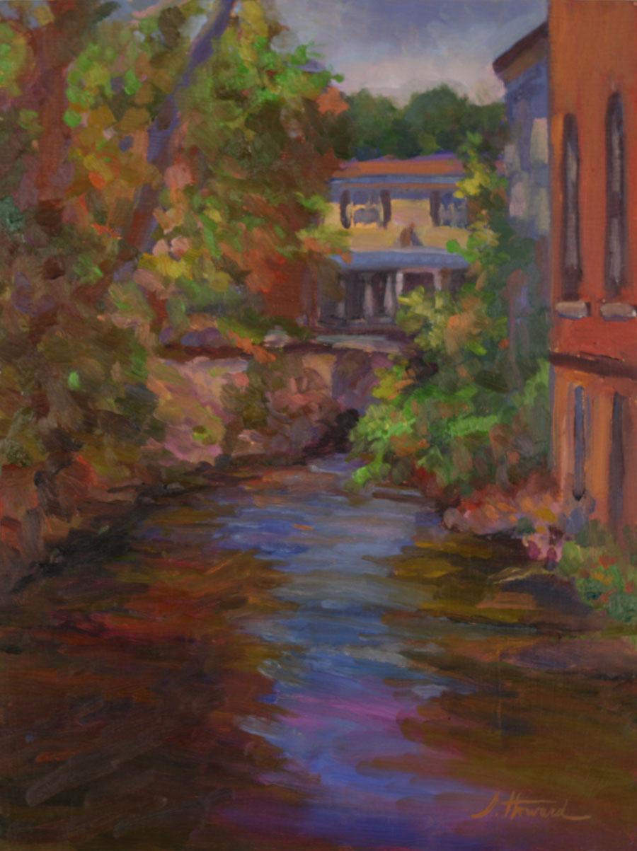 Sunny Wawayanda Creek