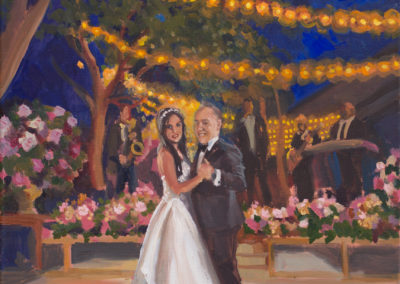 Wedding Painting from photos