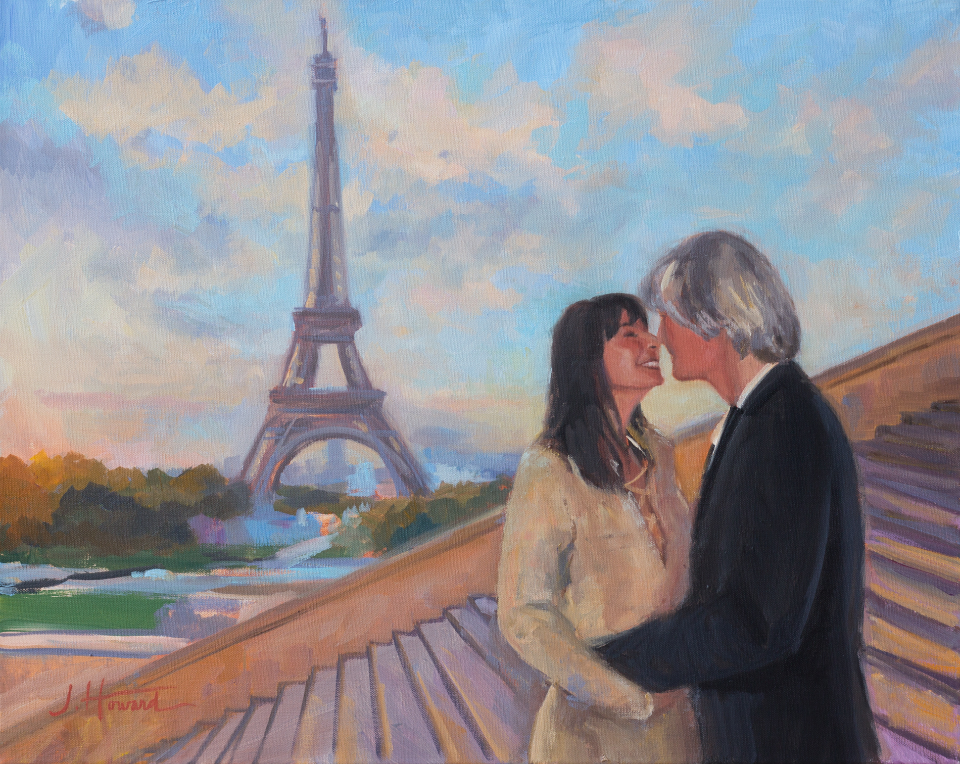 Commission a wedding Painting from photos