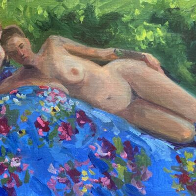 Summer Nude II