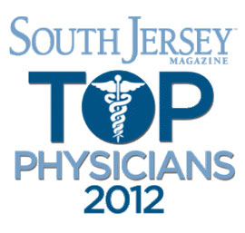 South Jersey Top Physicians 2012