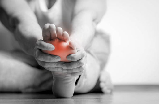 Foot Care Treatment for Neuroma