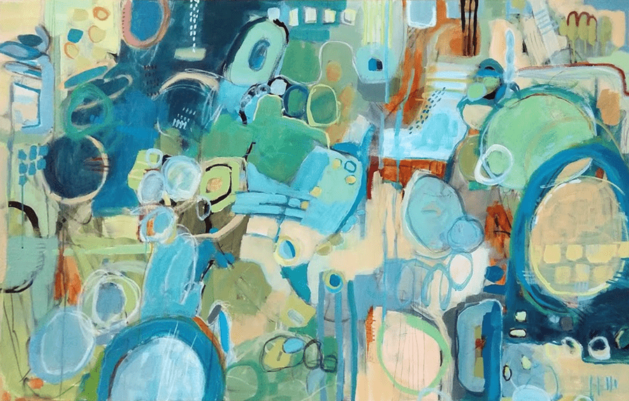 cindy vener abstract