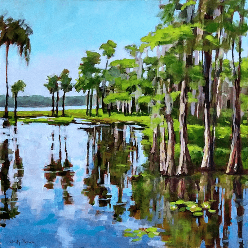 lake butler cypress