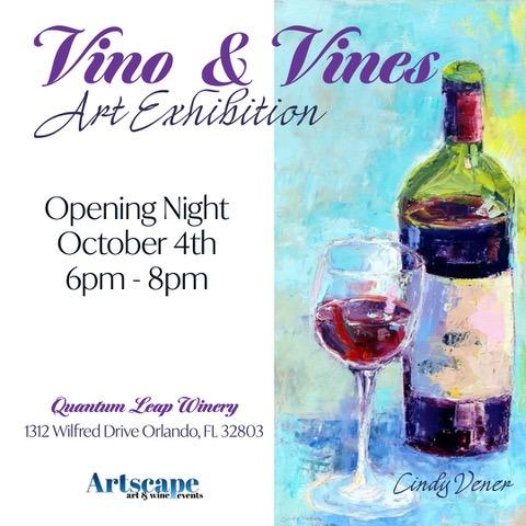 vino and vines