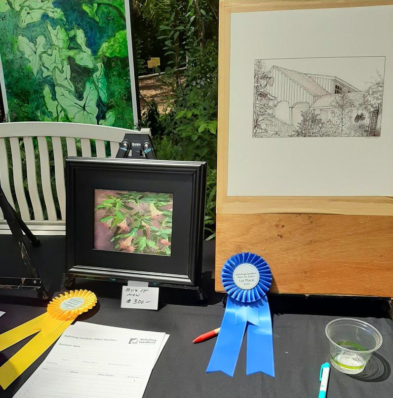 awards nehrling gardens