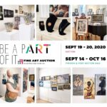 mount dora art auction