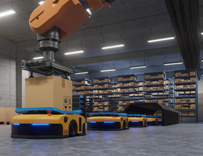 Design Advisement on Robotics Storage Systems