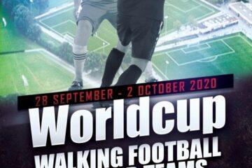 Walking Football - Soccer Tour