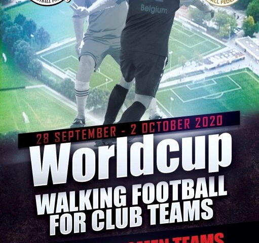 Walking Football - Soccer Tour