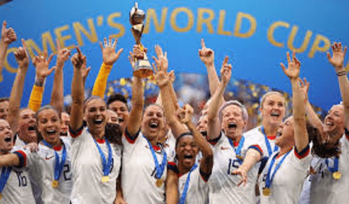 Womens WC Soccer Tour