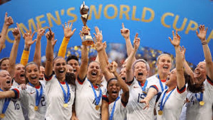 Womens WC Soccer Tour