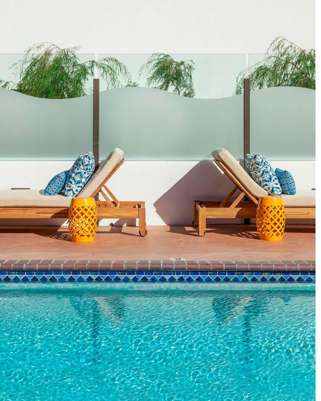 Blue Sands pool