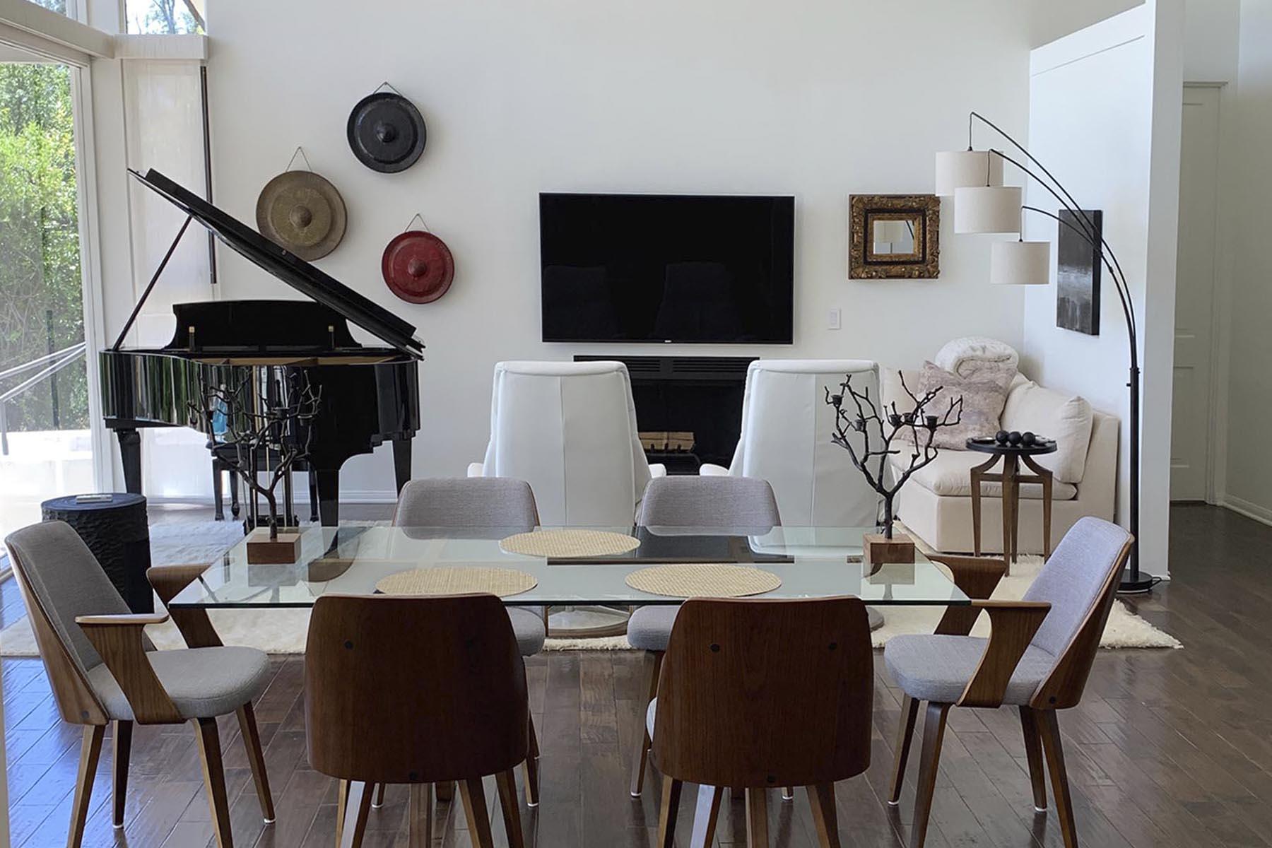 Ojai dining residential