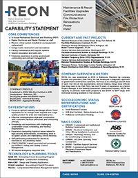Download Our Capability Statement