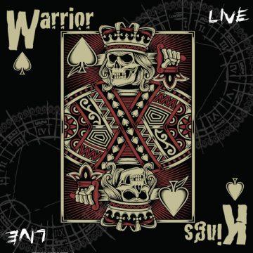 WK Live Album Cover
