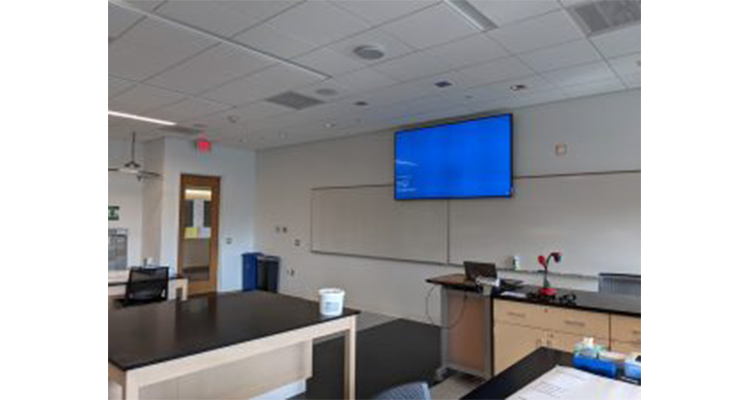University of North Carolina Greensboro Installs Sony Beamforming Ceiling Mics Across Campus