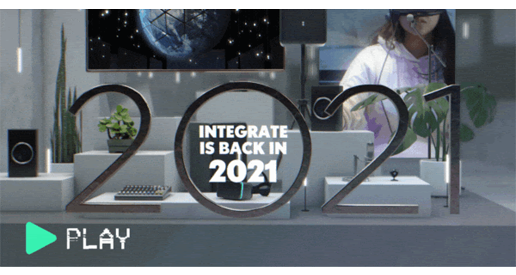Registration Now Open for Integrate 2021