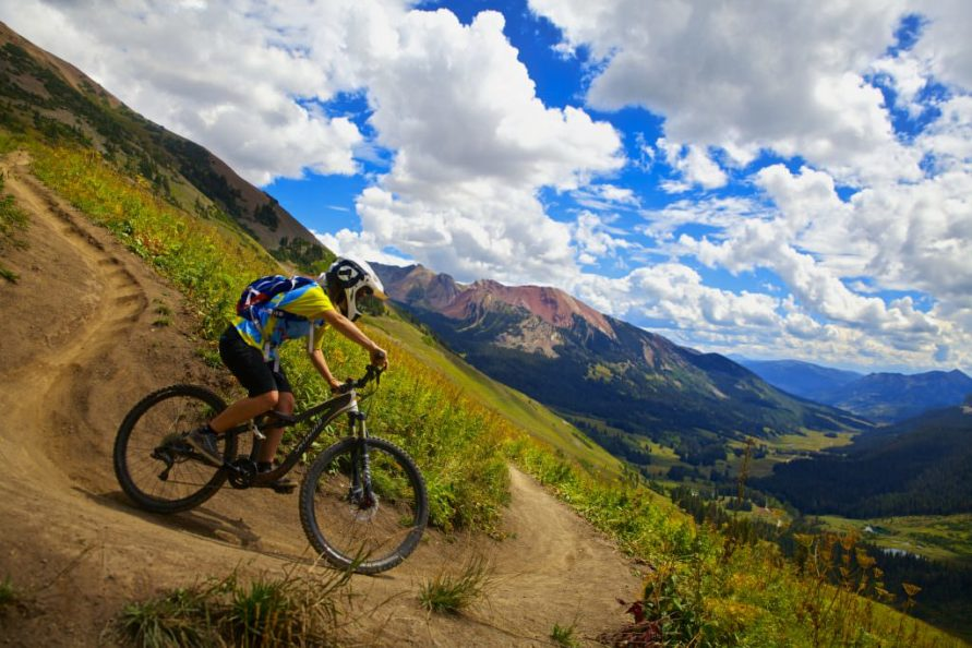 Best Mountain Biking in Western North Carolina