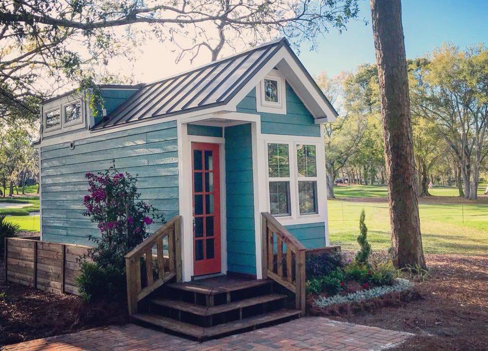 Tiny House Camping