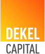Dekel Capital Logo