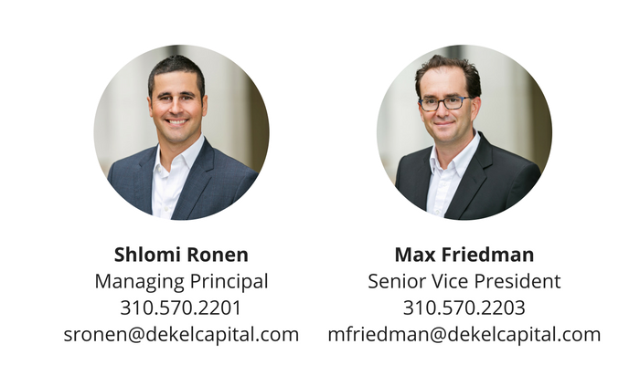 dekel capital attending imn winter forum
