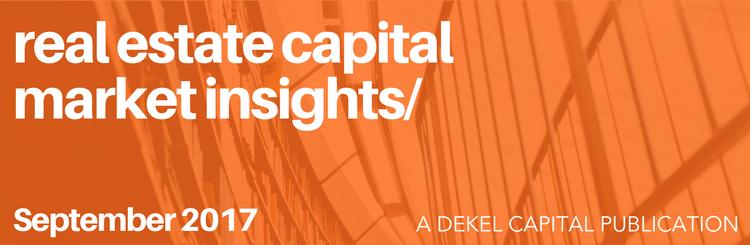 dekel capital september capital markets article