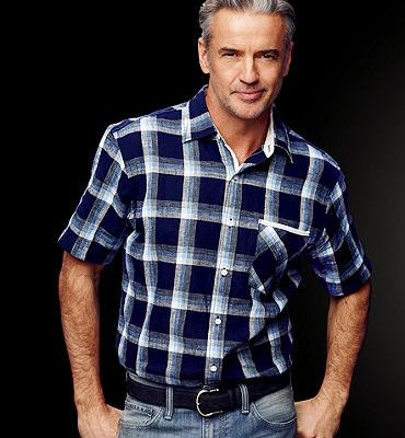 The Fitted Short Sleeve Button Down Shirt – Seattle Men's Fashion Blog