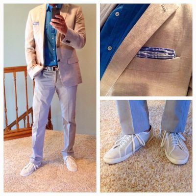 Outfit of the Day – Seattle Men's Fashion Blog