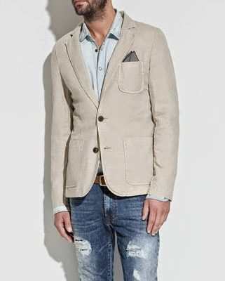 Beat the Heat in a Linen Blazer