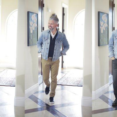 3 Ways to Wear a Denim Jacket