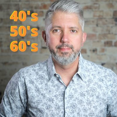 How To Dress in Your 40's 50's 60's | What CAN You Wear