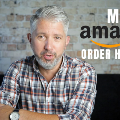 Revealing My Amazon Order History