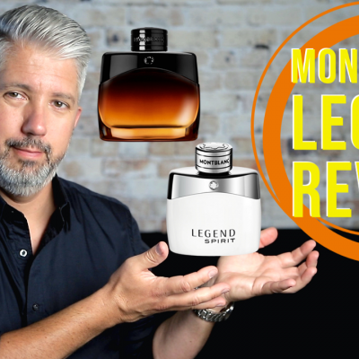 Montblanc Legend Fragrance Review – Spirit & Night