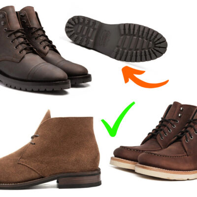 5 Stylish Men's Boots For Fall