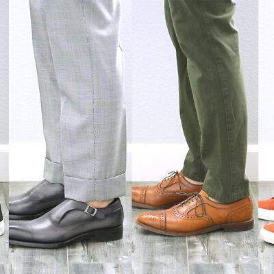Proper Length Of Men's Pants