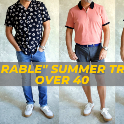 Summer Trends You CAN Wear This Year Over 40