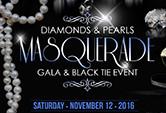 Diamonds & Pearls Masquerade Event