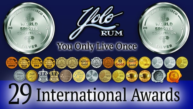 2021 San Francisco Spirits Competition Silver Medals 29 International Awards