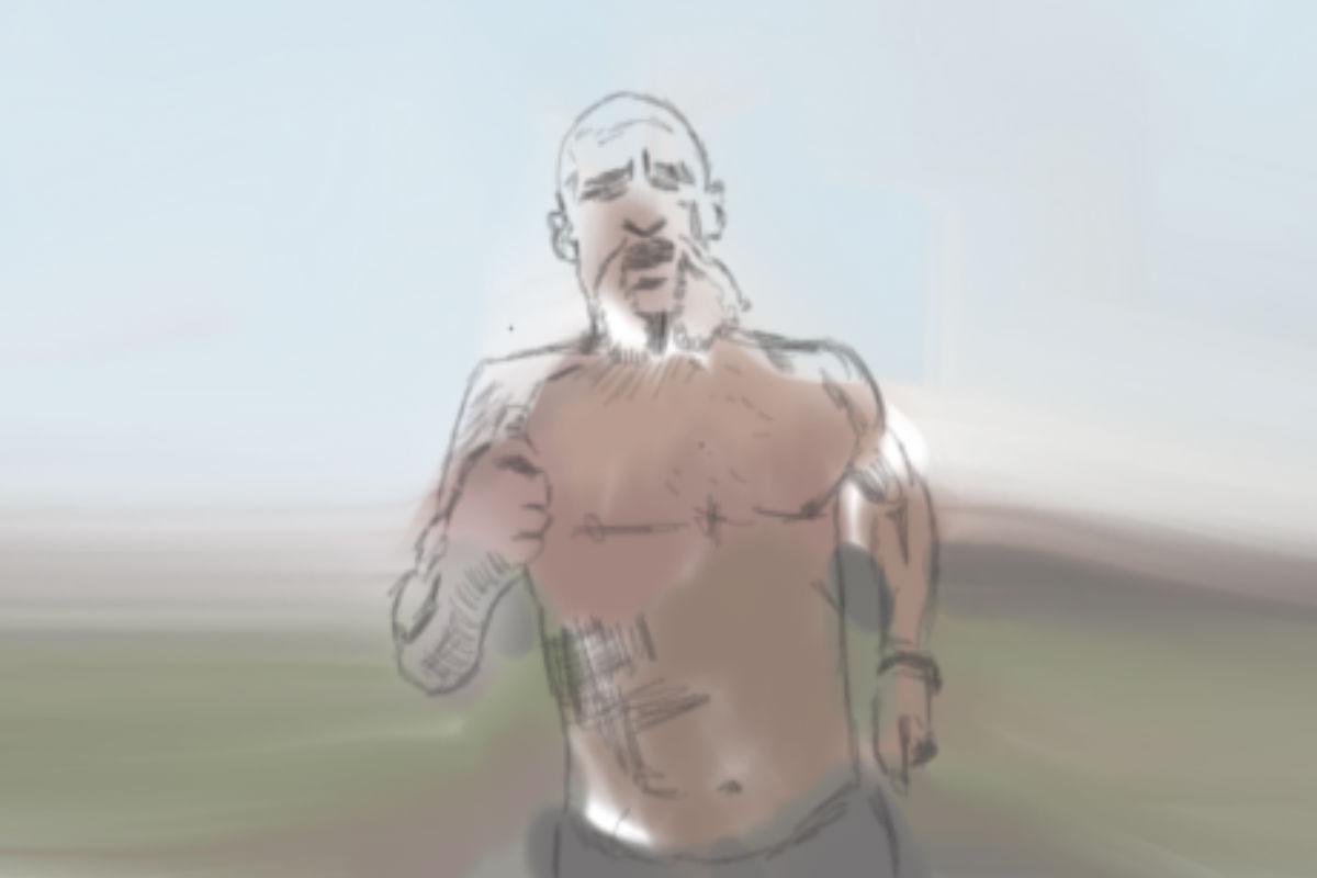 local legend of charlottesville philip weber aka running man
