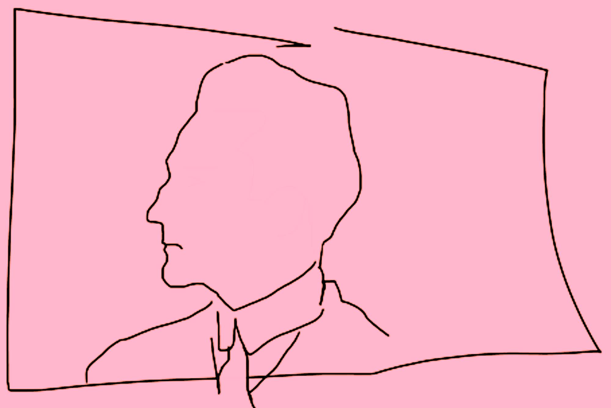 william carlos williams contour drawing