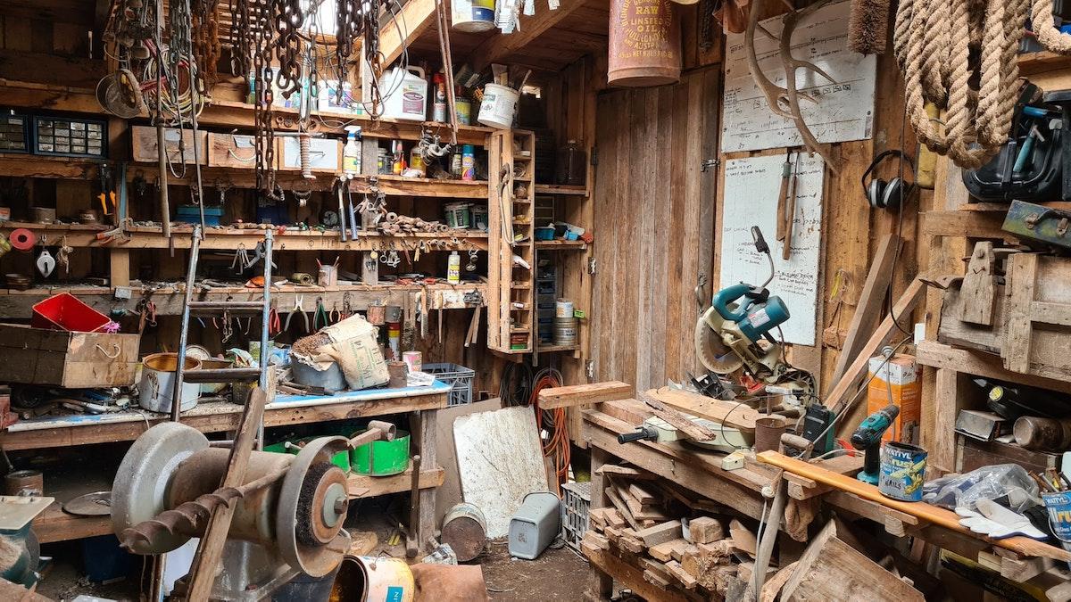 gilliam shed