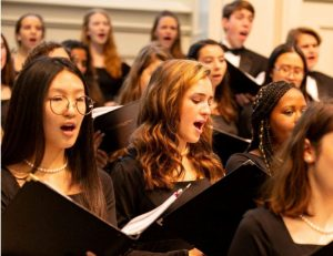 Spring Choral Concert @ Cary First Baptist